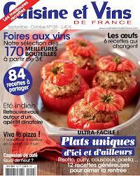 revue cuisine press textile