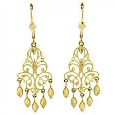 Big Chandelier Earrings Rose Gold Chandelier Earrings Home Design Ideas