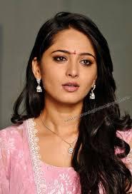 telugu actress anushka shetty beautiful in pink salwar imágenes