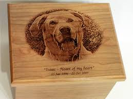 dog urns for ashes trophy bases wood urns award plaques custom orders hal