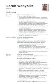 technician resume samples visualcv resume samples database