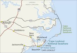North Carolina Maps North Carolina Highway 101 Wikipedia Map Of North Carolina Sounds