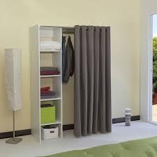 armoire de chambre pas chere armoire dressing pas cher avec armoire avec penderie pas cher