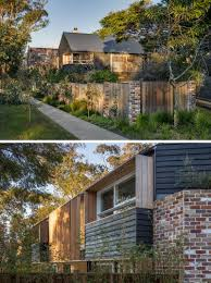 a contemporary barn inspired home in sydney contemporist