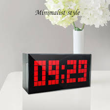 appealing big digital wall clock 73 large digital wall clock with full image for excellent big digital wall clock 108 led digital wall clock for sale popular