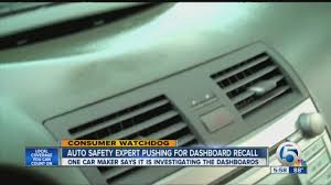 lexus recall on dashboards melting dashboard problem youtube