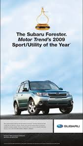 subaru advertising over the years