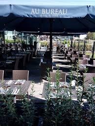 restaurant le bureau seclin notre magnifique terrasse picture of au bureau seclin seclin