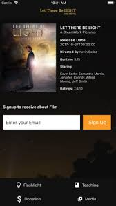 let there be light movie website let there be light movie on the app store