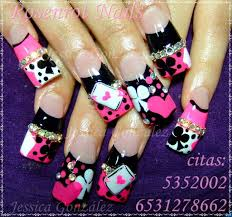 i want these nails bling out nails pinterest nail nail