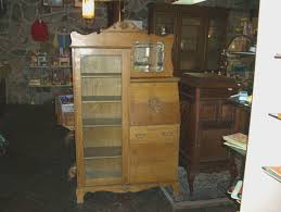 secretary desk with bookcase antique break front secretary desk bookcase display cabinet for