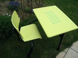 bureau écolier relooké bureau ecolier relooke ensemble bureau et chaise daccolier vintage