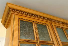 Adding Trim To Kitchen Cabinets by How To Put Trim On Kitchen Cabinet Doors Kitchen