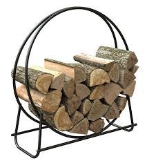 decorating inspiring best firewood holder for home interior