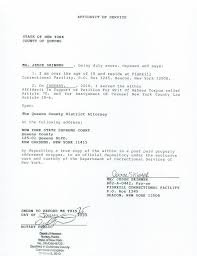 example of a sworn affidavit hitecauto us