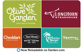 darden restaurants gift cards darden restaurants