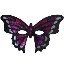 purple masquerade mask purple masquerade butterfly mask accessory