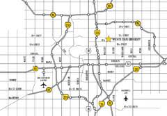 zip code map wichita ks wichita functional land use guide map wichita ks us mappery
