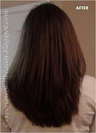 back of hairstyle cut with layers and ushape cut in back experimental beauty hair cut before after pics