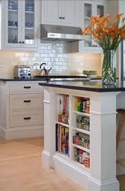 kitchen cabinet end ideas 15 unique kitchen ideas for storing cookbooks