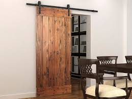 interior sliding barn door view in gallery interior sliding barn
