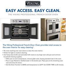 Easy Clean Toaster Easy Clean With Steam Clean Guide Viking Range Llc