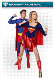 Halloween Costumes Supergirl Superman Costumes Halloweencostumes
