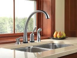 leland delta kitchen faucet delta kitchen faucets reviews less delta leland pull kitchen