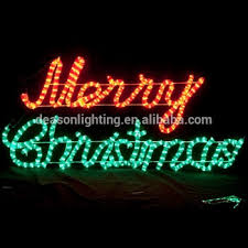 merry christmas sign led lighted merry christmas sign buy merry christmas letter light