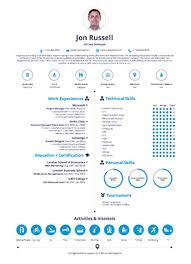 Creative Resume Builder Resume Builders Gallery Choose Your Design