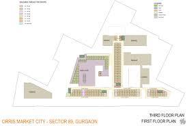 400 Sqft by Orris Market City Orris Commercial Project Sector 89 Gurgaon