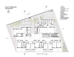 Estella Gardens Floor Plan Gigon Guyer Architekten Grange Canal Multifamily U0026 Hotel