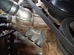 Water Pump Car Leak Not Sure If It U0027s The Water Pump Or Wp Gaskets Ls1tech Camaro