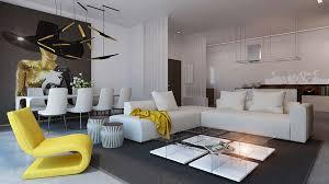come arredare il soggiorno moderno gallery of come arredare open space cucina soggiorno ecco 40 idee