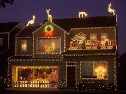Outdoor Christmas Decorations Lighted Presents by Lighted Outdoor Christmas Displays 47291 Astonbkk Com