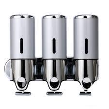 SE ML Wall Mounted Bathroom Shower Soap Dispenser Liquid Soap - Bathroom liquid soap dispenser