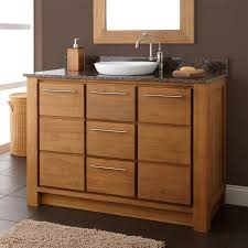 teak vessel sink vanity teak vanities bathroom vanities bathroom
