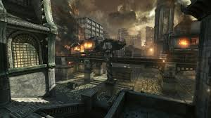 Rezurrection Map Pack First Gears Of War 3 Dlc Announced Horde Command