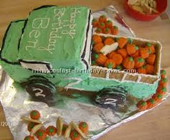 easy cake recipe coolest truck cake