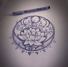 Flower Tattoos On - the 25 best small mandala ideas on small lotus