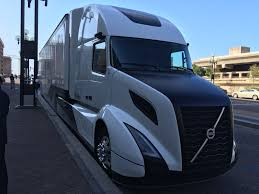 volvo truck latest model advanced cruise control system pushes navistar supertruck to
