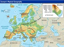 africa map test africa map test blank physical features map of europe with 865 x