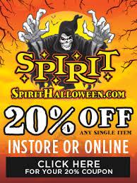 Halloween Costumes Promo Code 15 Spirit Halloween Store U0026 Coupons U0026 Promo Codes