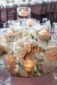 Vase And Candle Centerpieces by Best 25 Floating Candle Centerpieces Ideas On Pinterest