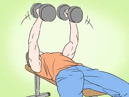 Bench Press Lock Elbows How To Bench Press 13 Steps With Pictures Wikihow