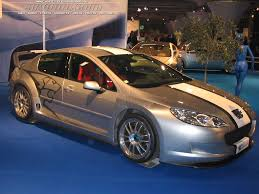 peugeot 407 coupe tuning peugeot 407 tuning image 118