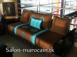 canape marocain salon marocain canapé moderne marron 2014 salon marocain moderne