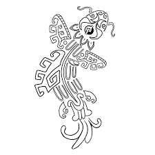 aztec mythology 44 gods and goddesses u2013 printable coloring pages