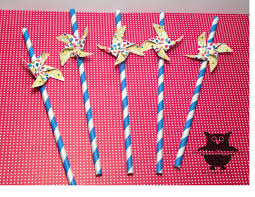 Decorated Paper Dani U0027s Thoughtful Corner Fun With Paper Straws