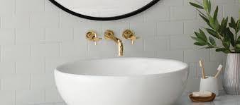 Designer Bathroom Fixtures Modern Bathroom Fixtures Allmodern